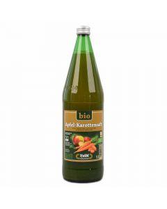 Bio Apfel Karottensaft 1000ml