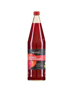 Bio Apfel Rote Rübensaft 1000ml