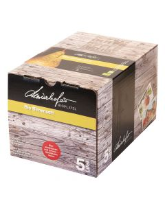 Bio Birnensaft naturtrüb Bag in Box 5 Liter