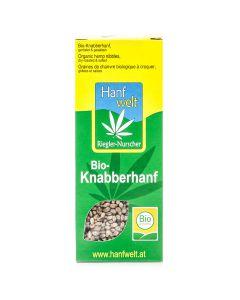 Bio-Knabberhanf