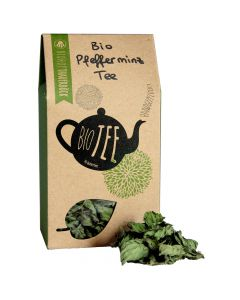Bio Pfefferminz Tee handgepflückt 20g
