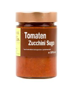 Bio Tomaten Zucchini Sugo 370ml