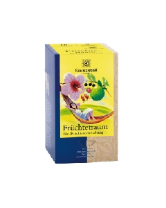 Bio Früchtetraum Tee 18 Beutel