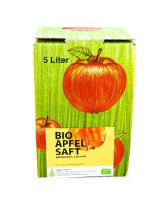 Bio Apfelsaft Bag in Box 5l