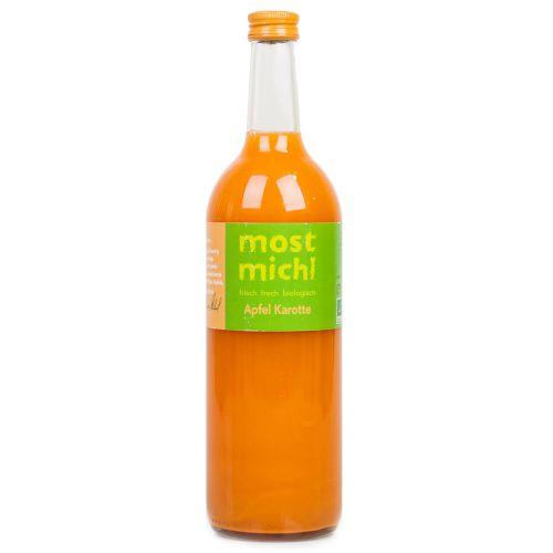 most michl Bio Apfel-Karottensaft 750ml