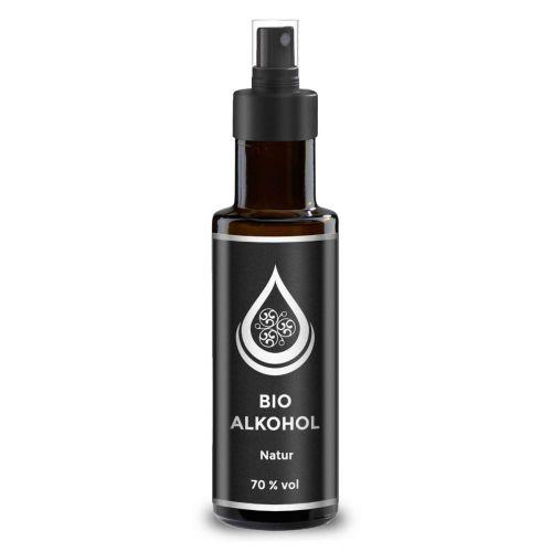 Bio Alkohol 75.3 Prozent vol - 100ml in der Sprühflasche