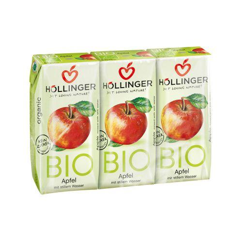 Bio Apfel Schulsaft 3x200ml