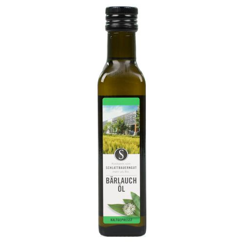 Bio Bärlauch Öl kaltgepresst 250ml