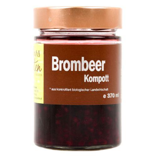 Bio Brombeer Kompott 370ml