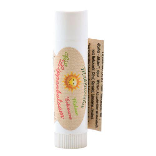 Bio Lippenbalsam Melisse-Echinacea 7g